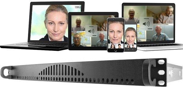 Videokonferenz Server
